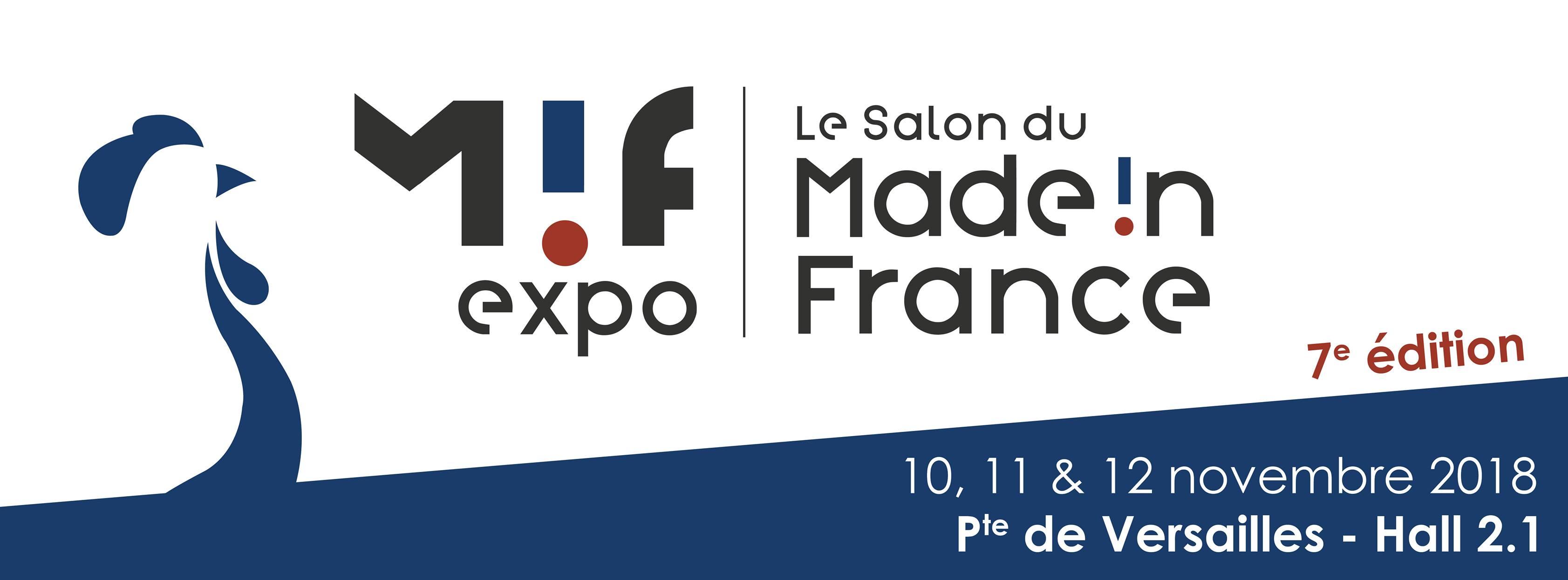 Bandeau MIF Expo